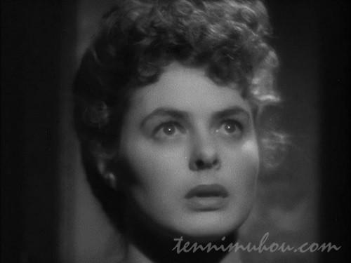 【ガス燈(1944)】イングリッド・バーグマン