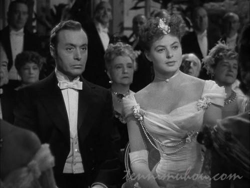 【ガス燈(1944)】イングリッド・バーグマンとシャルル・ボワイエ