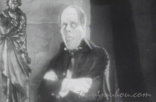 【オペラの怪人(1925)】ロン・チェイニー