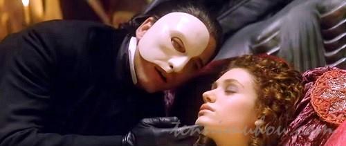 【オペラ座の怪人(2004)】ジェラルド・バトラー