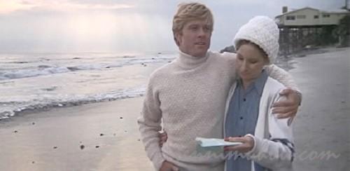 【追憶(1973)】バーブラ・ストライサンドとロバート・レッドフォード